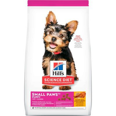 05 Hill's SD Puppy Small Paws