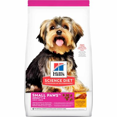 11 HILL'S SD SMALL PAWS 1-6