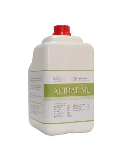 ACIDAL-ML